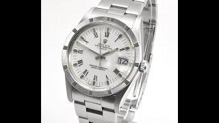 Rolex Oyster Perpetual Date Ref. 15010 FM11098