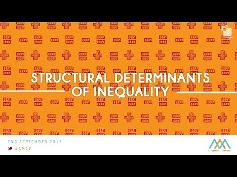 Structural determinants of inequality - Bruegel Annual Meetings 2017