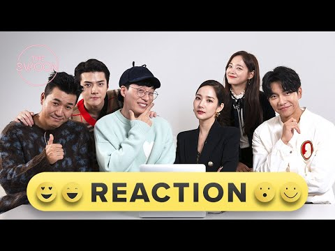 Cast of Busted! reacts to Season 2 highlights [ENG SUB]