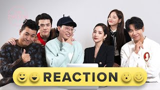 Find out what Yoo Jae-suk, Kim Jong-min, Park Min-young, Lee Seung-...
