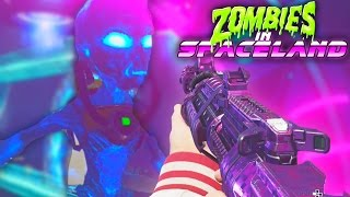 INFINITE WARFARE ZOMBIES - MAIN EASTER EGG BOSS ATTEMPT GAMEPLAY! (ZOMBIES IN SPACELAND)