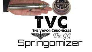 The Springomizer Update For Tilemahos By The GG Review On TVC