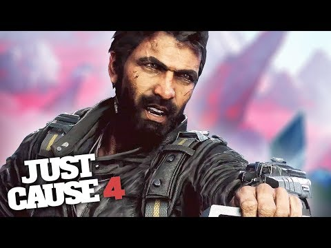 QUESTIONS ANSWERED! - Just Cause 4 Community Q&A!