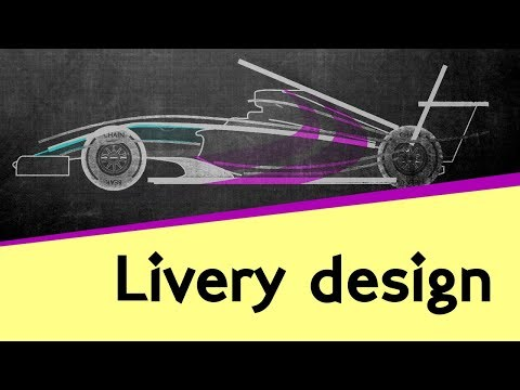 Designing an F1 Livery - a complicated business | Plus Q&A