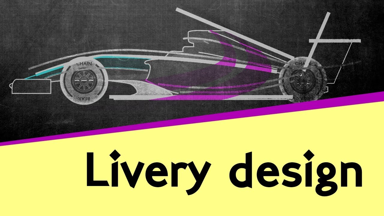 Download Designing an F1 Livery - a complicated business   Plus Q&A