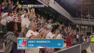 USA vs Trinidad and Tobago Highlights
