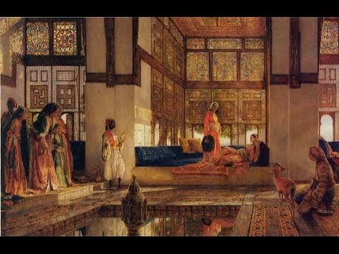 The Turkish Ottoman Culture Of The Middle East