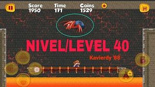 super smash world level nivel 40 sboy world adventure   kavierdy 88