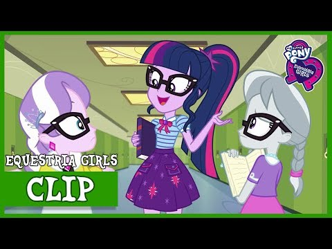 TWILIGHT SPARKLE | Best Trends Forever | MLP: Equestria Girls | Choose Your Own Ending [Full HD]