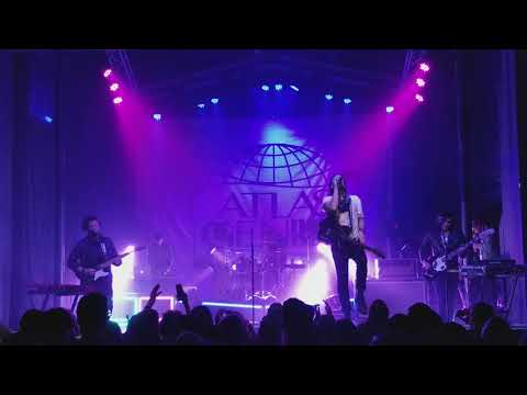 Atlas Genius live HD- The Stone Mill/Molecules @ Observatory OC