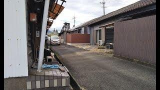 閉抗から50年 今も入居者多数の炭鉱住宅 三菱古賀山炭鉱 佐賀