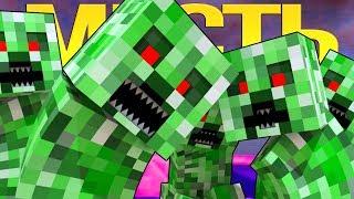 - МЕСТЬ Майнкрафт Рэп Клип На Русском Revenge Creeper Rap Minecraft Parody Song