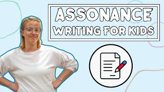 What Is Assonance? // English Writing For Kids