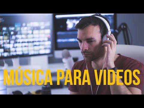 Cómo encontrar MÚSICA para TUS VIDEOS!!! El 3 es mi favorito