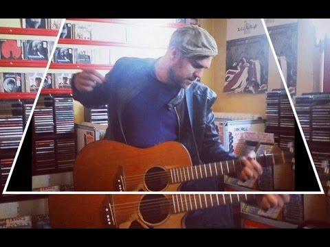 """""""SIKTA HÖGRE"""" - Stiko Per Larsson @beatgoeson Record Store Day 2015"""