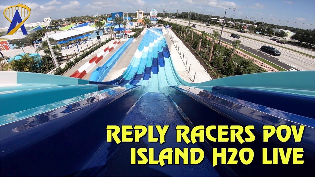 Island H2O Live! now open at Margaritaville Resort Orlando