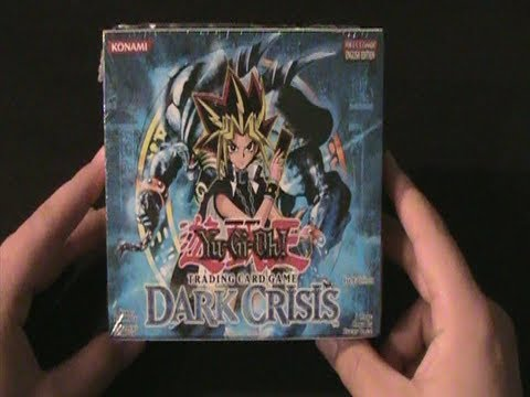 Best Yugioh Dark Crisis 1st Edition Box Opening Ever! First on YouTube?