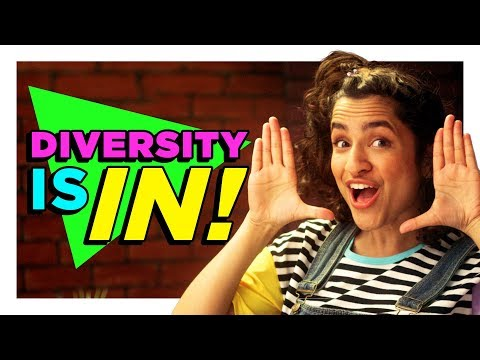 Diversity Is So IN | CH Shorts