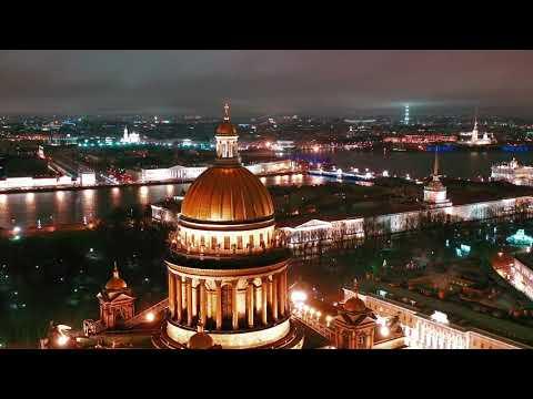 Исаакиевский собор Санкт Петербург в4К