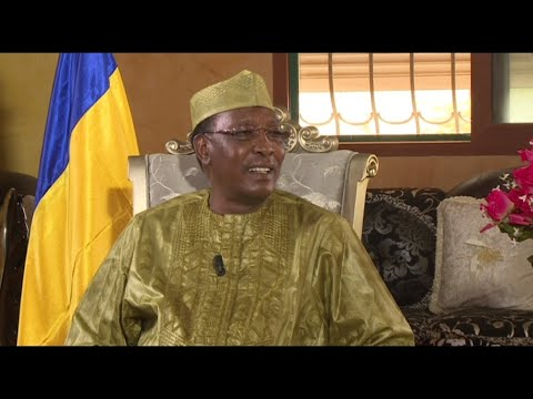 Chadian president: We need 'financing, resources' for G5 Sahel force