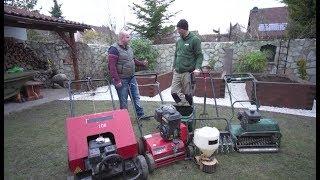Starostlivosť o trávnik po zime (NOVÁ ZÁHRADA)