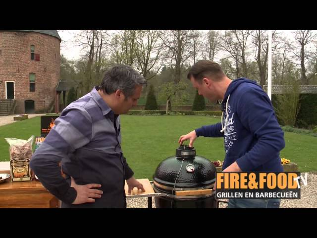 Fire&Food TV | BBQ & bier spareribs | BBQ Guru