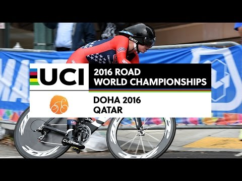 Women Juniors Individual Time Trial - 2016 UCI Road World Championships / Doha (QAT)