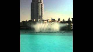 Dubai Fountain ...