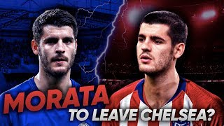 Alvaro Morata Close To Leaving Chelsea For Atletico Madrid?!  | Transfer Review