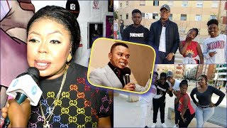 Afia Schwar F!res Bishop Obinim & Maame Ng3g3 on F@ke Prophecy..