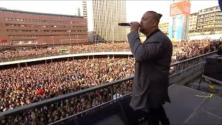 Download Nano - Hold On (Live Sergels Torg, Stockholm 170409) MP3 song and Music Video