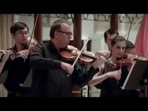 St. Augustine Suite for Chamber Orchestra by Piotr Szewczyk SAMF2015
