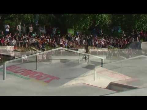 Flip Skateboard Demo Würzburg (Germany)