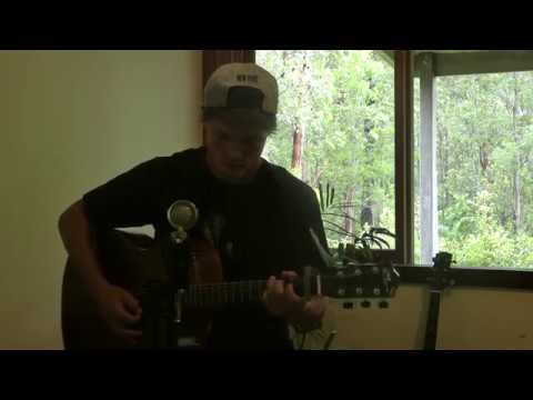 Brett Young - Pretend I never loved you - Cover by Jordan Mayhew