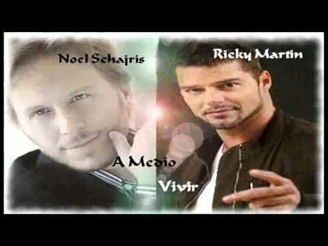 Ver Video de Noel Schajris A Medio Vivir - Noel Schajris Feat Ricky Martin (Sample Mix) By @NoelSchajrisBR @NoelSchajris