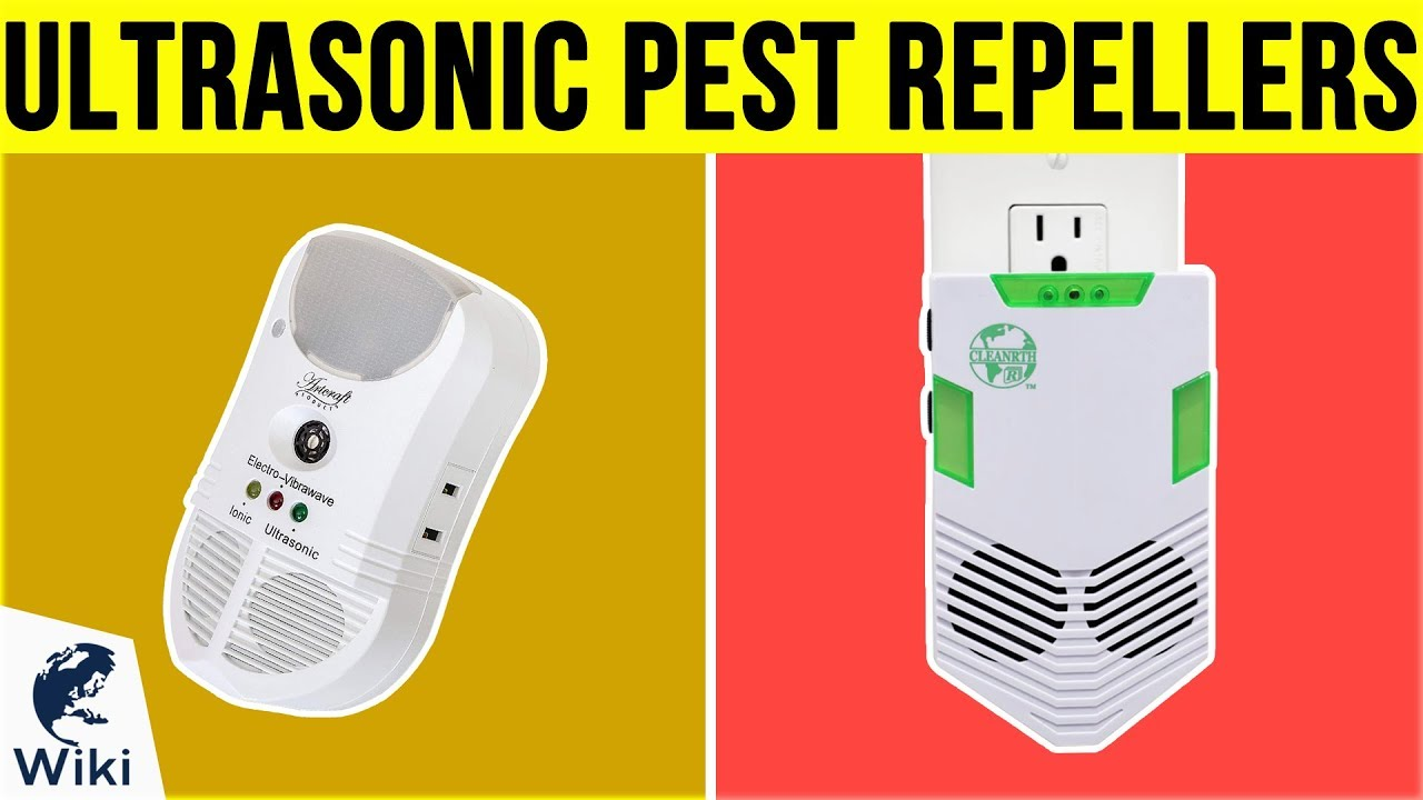 Top 8 Ultrasonic Pest Repellers of 2019 | Video Review