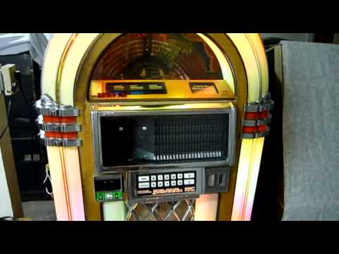 Rowe Ami Rb8 Bubbler Jukebox 45rpm Doovi