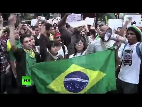 The Meaning of the Brazilian Protest Movement