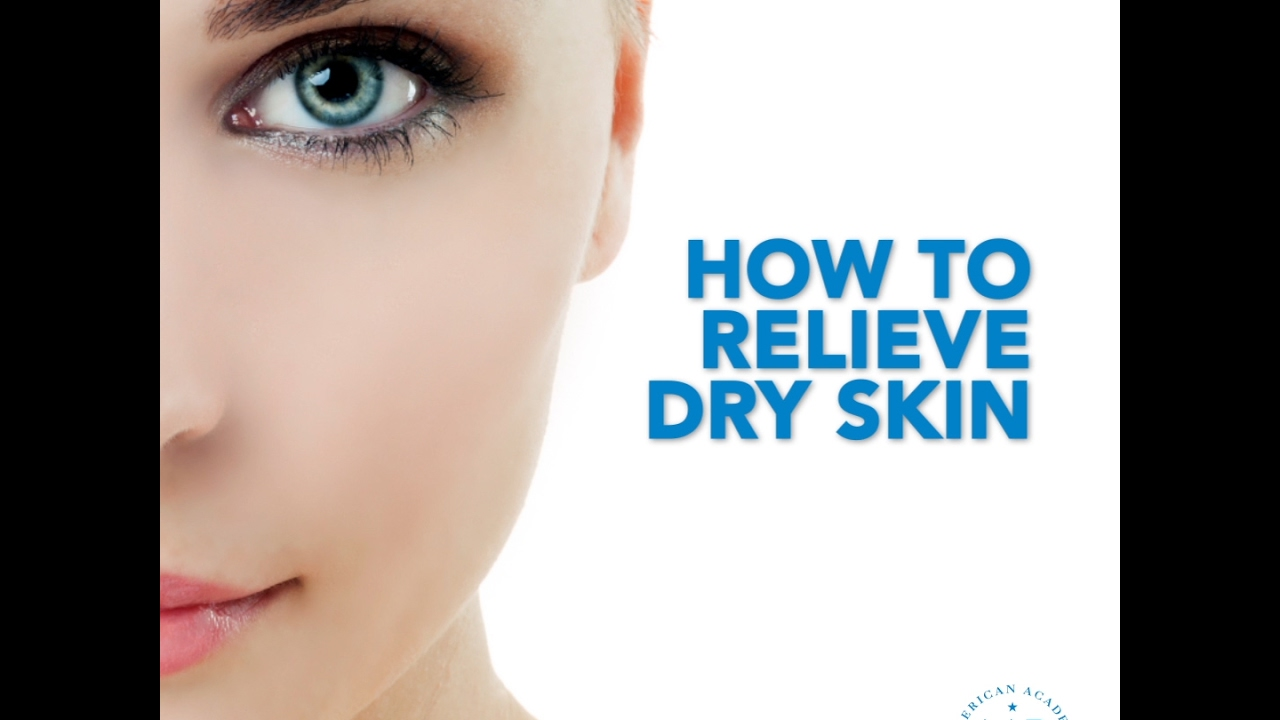 Tightness in the Skin » How to Prevent And Treat Dry Skin