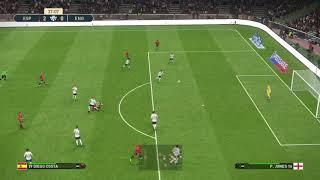 ESPAGNE-ANGLETERRE / UEFA NATIONS LEAGUE [PES2019]