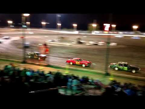 9/8/17 Sycamore Speedway - 25 Lap Spectator Race Part 2