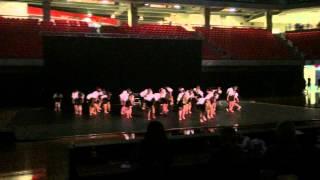 ZTA Auburn Greek Sing 2015