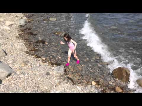 Joans New Beach  Shoes June 13 2015 John Lawson Park