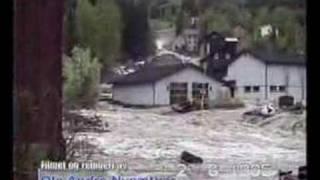 Flommen på Tretten 1995