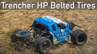 "What's New: Pro-Line Trencher HP 2.8"" Belted Tires for Traxxas, Arrma, Losi & more"