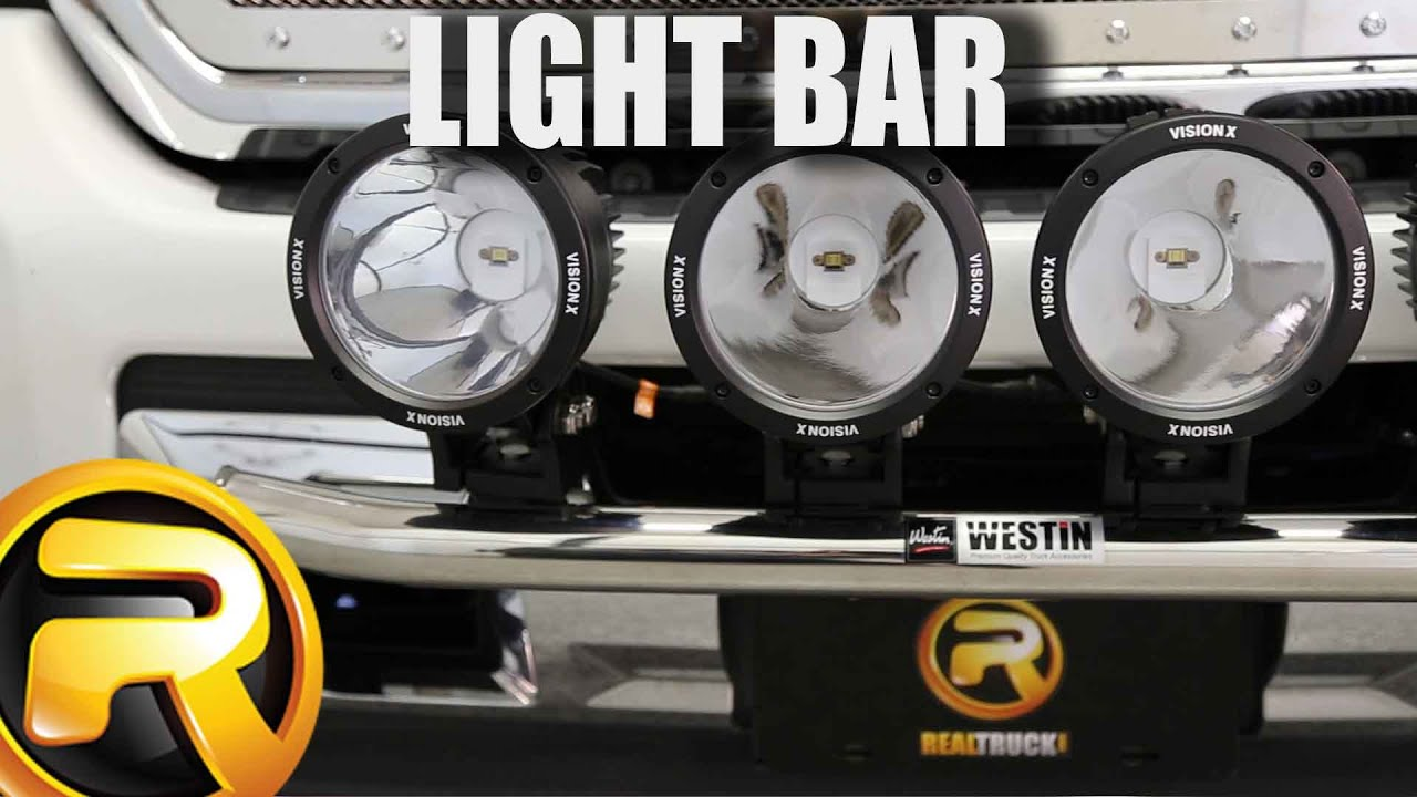 How to install westin off road light bar youtube how to install westin off road light bar mozeypictures Gallery