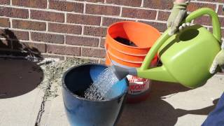 How to Create Garden Planters : Gardening & Landscaping