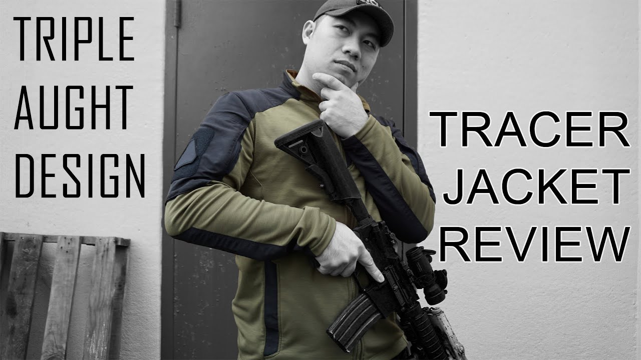 Tad tracer jacket impressions and review youtube