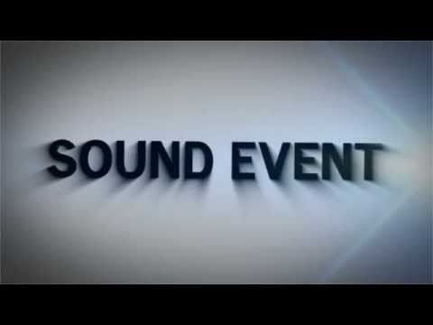 Intro logo Sound Event