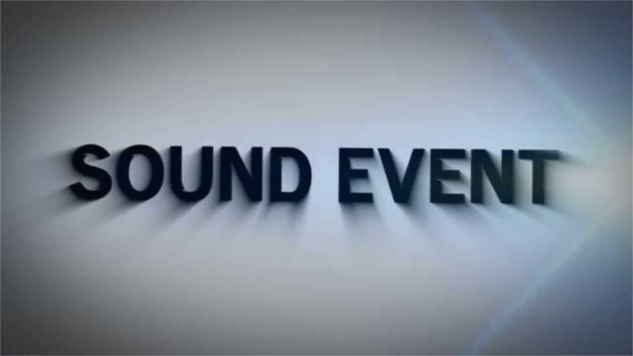 intro logo sound event youtube